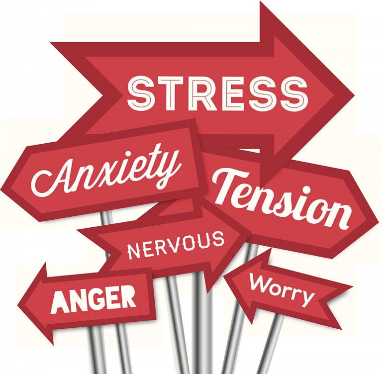 Top 6 Ways To Cope Up With Anxiety Problems