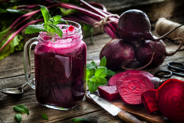 Beetroot Juices For Brain Power
