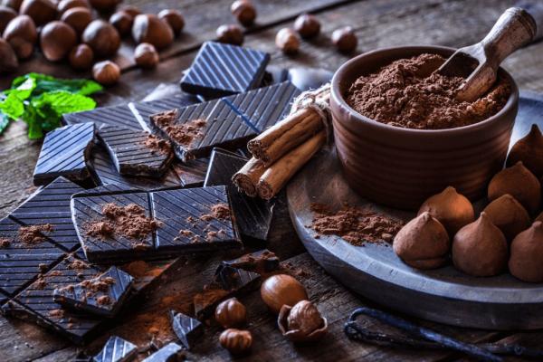 Dark Chocolates For Brain Power
