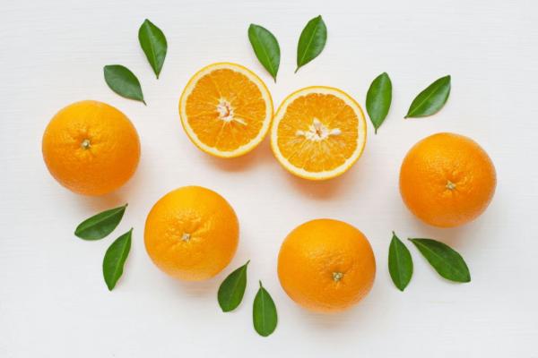 Oranges For Brain Power