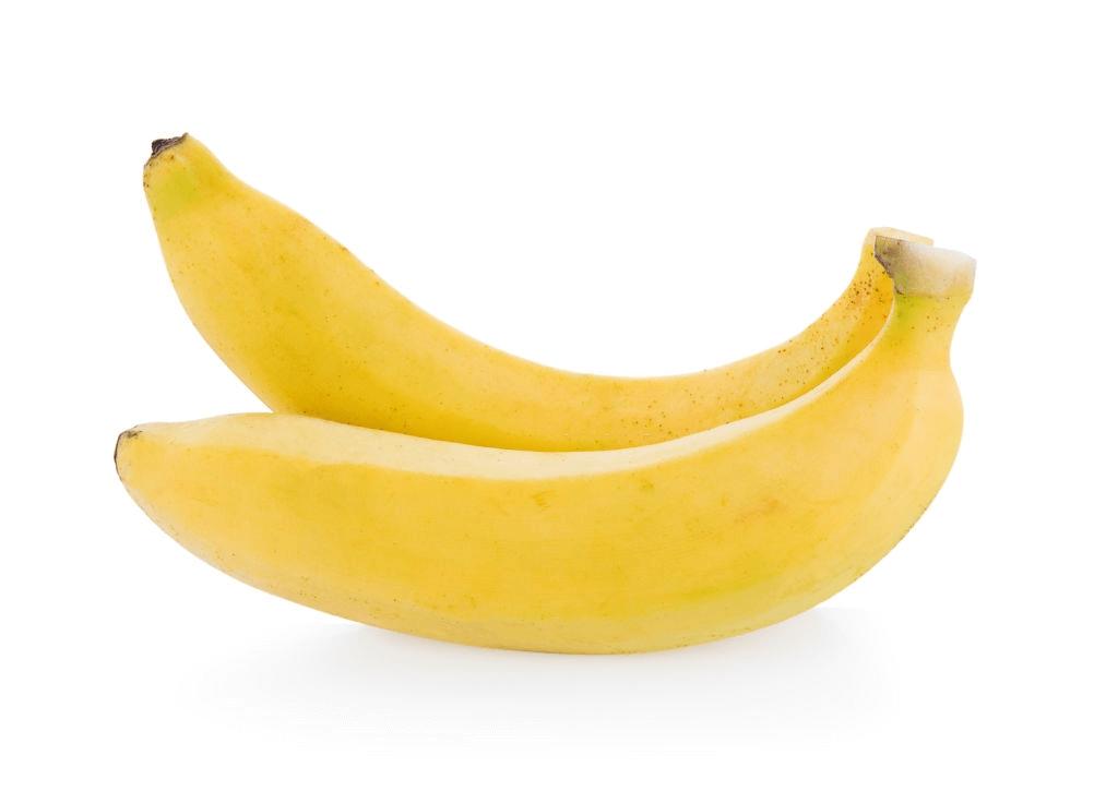 Two Yellow Bananas